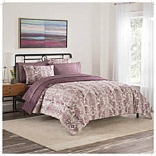 Simmons Emerson Queen Bedding and Sheet Set