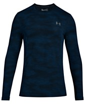 98fdadc2fd6 Under Armour Men s Threadborne Seamless Camo Long-Sleeve T-Shirt