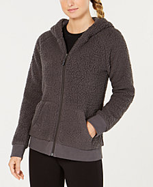 32 Degrees Fleece Zip Hoodie