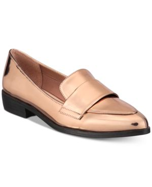Bar Iii Involve Oxford Loafers, Created for Macy's Women's Shoes