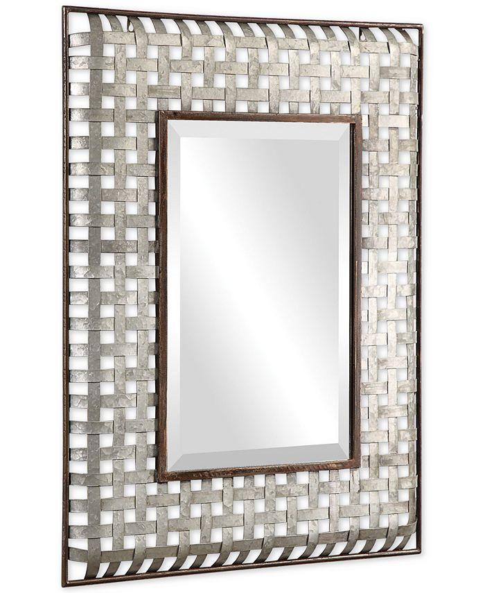 Uttermost - Fabelle Galvanized Metal Mirror