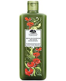 Origins Limited Edition Dr. Andrew Weil for Origins Mega Mushroom Relief & Resilience Soothing Treatment Lotion by Pomme Chan, 13.5 oz