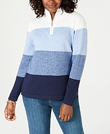 Cotton Striped Sweater, Created for Macy's