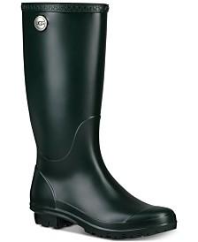 UGG® Women's Shelby Matte Rain Boots