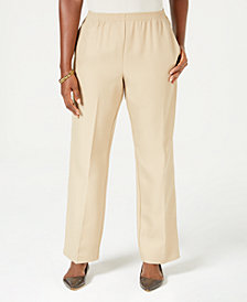 Karen Scott Pull-On Pants, Created for Macy's