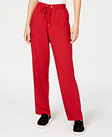 MICHAEL Michael Kors Striped MKGO Track Pants