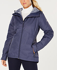 Columbia Rainie Falls™ Fleece-Lined Seam-Sealed Jacket