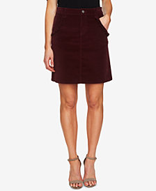 CeCe Corduroy Skirt