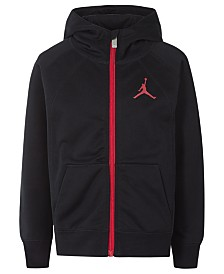 Jordan Little Boys Zip-Up Hoodie