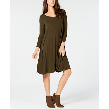 Style & Co Petite Swing Dress