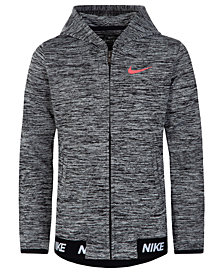 Nike Toddler Girls Zip-Up Hoodie