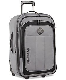 "Summit Point 24"" Wheeled Suitcase"