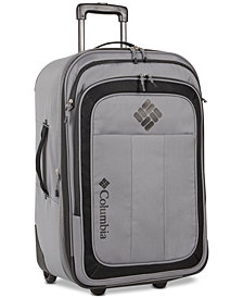 "Columbia Summit Point 24"" Wheeled Suitcase"