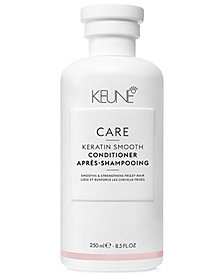 Keune CARE Keratin Smooth Conditioner, 8.5-oz., from PUREBEAUTY Salon & Spa