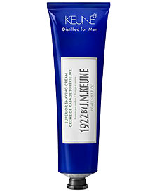 Keune 1922 By J.M. Keune Superior Shaving Cream, 5.1-oz., from PUREBEAUTY Salon & Spa