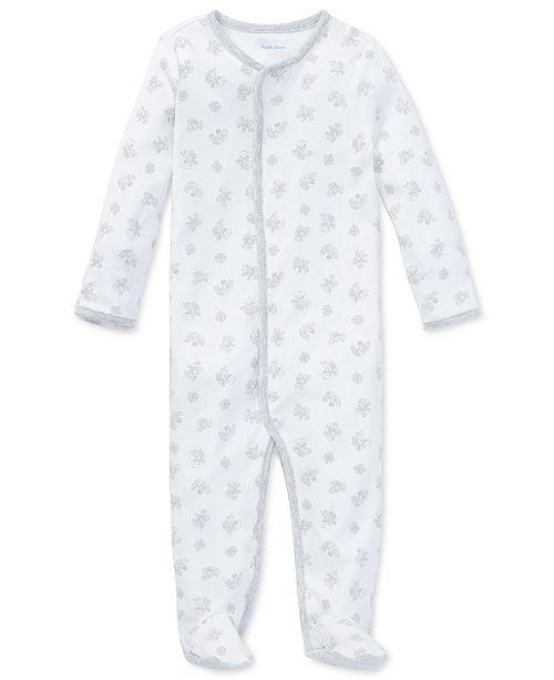 Polo Ralph Lauren Ralph Lauren Baby Boys & Girls Cotton Coverall