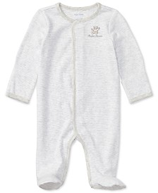 Ralph Lauren Baby Boys & Girls Cotton Coverall