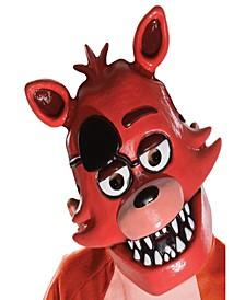 Five Nights at Freddys - Foxy Little and Big Boys PVC Mask