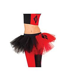 Harley Quinn-Tutu Girls Skirt