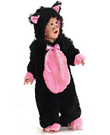 Black Kitty Girls Costume
