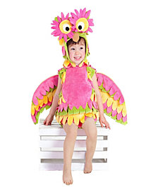 Holly The Owl Toddler Girls Costume