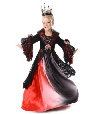 Child Vampire Queen Costume