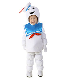 Ghostbusters Stay Puft Toddler Boys Costume