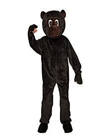 Plush Monkey Kids Costume
