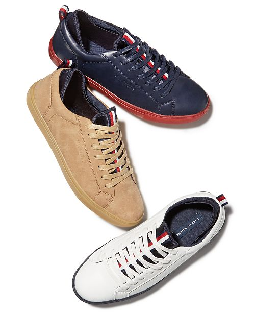 bb80469ca Tommy Hilfiger Men s McNeil Sneakers  Tommy Hilfiger Men s McNeil Sneakers  ...