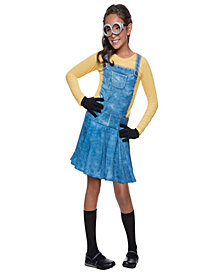 Minions Movies: Female Minion Girls Costume
