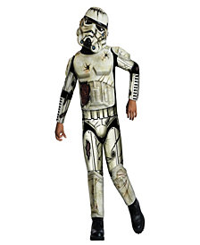 Star Wars Death Trooper Boys Costume