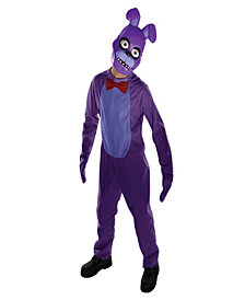 Five Nights at Freddys: Bonnie Girls Costume
