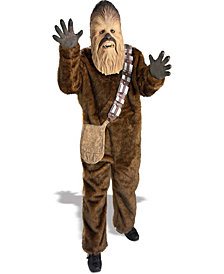 Star Wars Chewbacca Super Deluxe Boys Costume