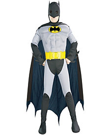 Batman with Muscle Chest Boys Costume