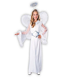 Snow Angel Girls Costume