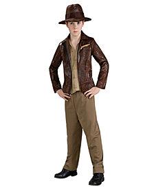 Indiana Jones - Deluxe Indiana Boys Costume