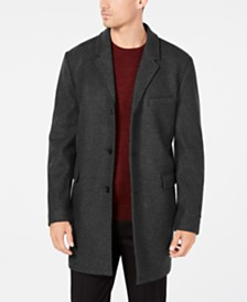 Michael Kors Men's Slim-Fit Topcoat