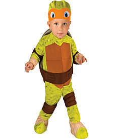Teenage Mutant Ninja Turtle - Michelangelo Toddler Boys Costume