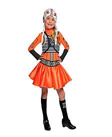 Star Wars X-Wing Fighter- Girls Costume