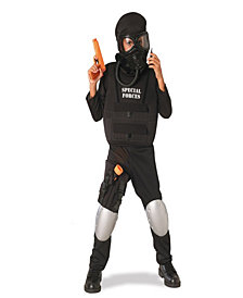 Special Forces Officer Boys Costume