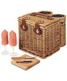 Picnic Time Vino Wine & Cheese Picnic Basket