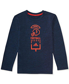 adidas Little Boys Graphic-Print T-Shirt