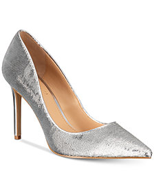 Jewel Badgley Mischka Jade Evening Pumps