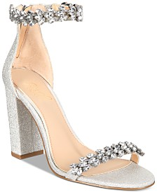 Jewel Badgley Mischka Mayra Evening Sandals