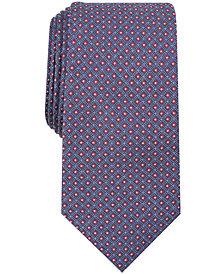 Nautica Men's Vincent Mini Neat Slim Tie