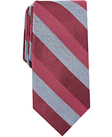 Nautica Men's Galena Stripe Slim Tie