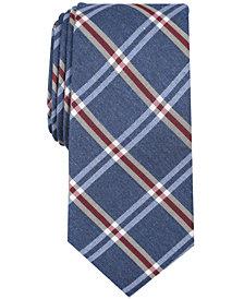 Nautica Men's Rosemont Plaid Slim Tie