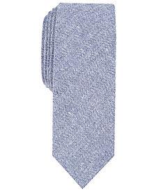 Penguin Men's Melvin Herringbone Skinny Tie