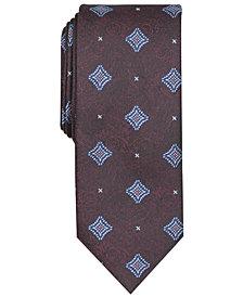 Tallia Men's Keller Neat Slim Tie
