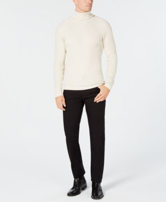 Inc International Concepts Inc Mens Ribbed Turtleneck Sweater